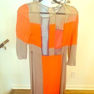 BCBG limited edition dress. XS
